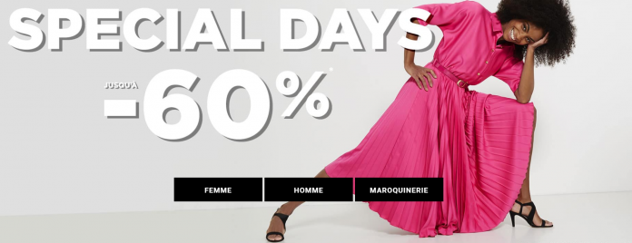 soldes chaussures femme