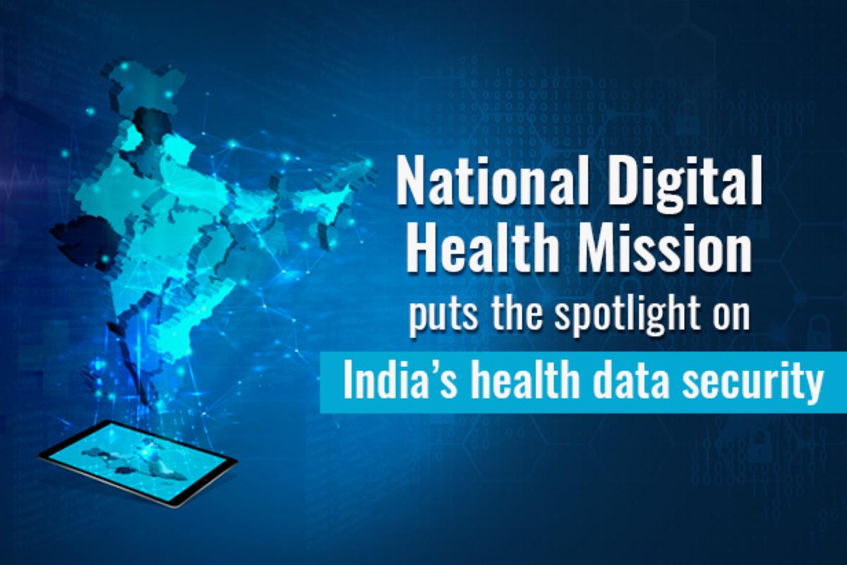 La mission nationale de santé numérique met en lumière la sécurité des données de santé en Inde