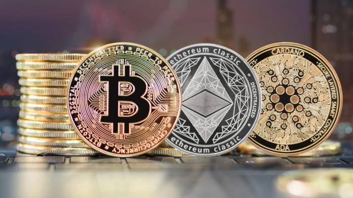 Ethereum bitcoin Cardano